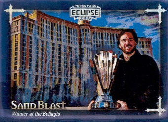 2011 Press Pass Eclipse #62 Jimmie Johnson SB