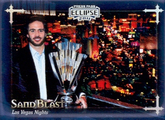 2011 Press Pass Eclipse #63 Jimmie Johnson SB