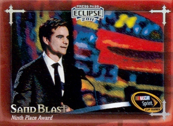 2011 Press Pass Eclipse #64 Jeff Gordon SB