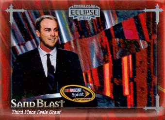 2011 Press Pass Eclipse #66 Kevin Harvick SB front image