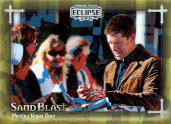 2011 Press Pass Eclipse #69 Carl Edwards SB front image
