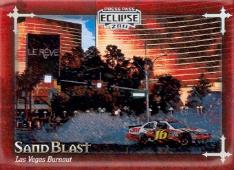 2011 Press Pass Eclipse #70 Greg Biffle SB