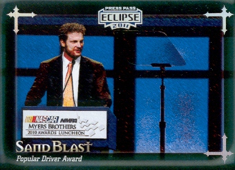 2011 Press Pass Eclipse #72 Dale Earnhardt Jr. SB