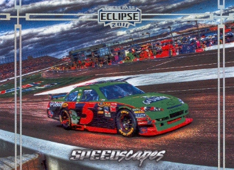 2011 Press Pass Eclipse #73 Mark Martin's Car SS