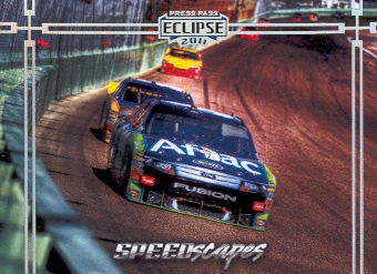 2011 Press Pass Eclipse #78 Carl Edwards' Car SS front image