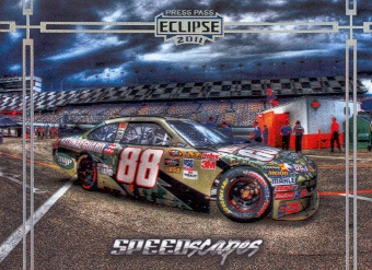 2011 Press Pass Eclipse #83 Dale Earnhardt Jr.'s Car SS
