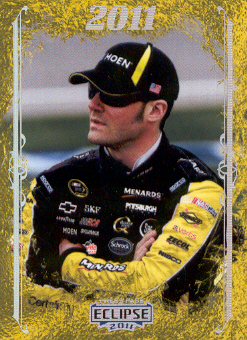 2011 Press Pass Eclipse #89 Paul Menard 2011
