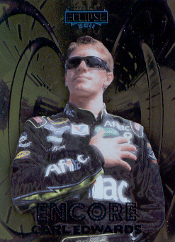 2011 Press Pass Eclipse Encore #E5 Carl Edwards
