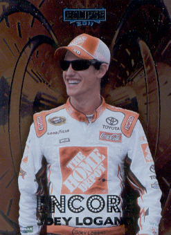2011 Press Pass Eclipse Encore #E8 Joey Logano