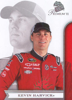 2011 Press Pass Premium #16A Kevin Harvick