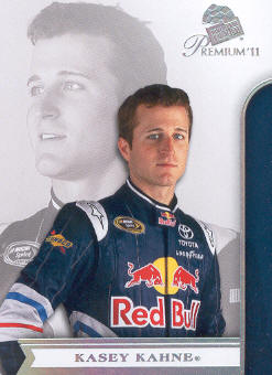 2011 Press Pass Premium #18A Kasey Kahne