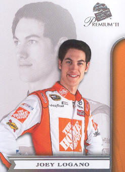 2011 Press Pass Premium #23 Joey Logano