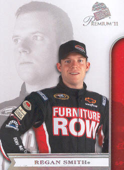 2011 Press Pass Premium #32 Regan Smith