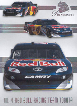 2011 Press Pass Premium #43 Kasey Kahne's Car M