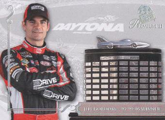 2011 Press Pass Premium #50 Jeff Gordon D500