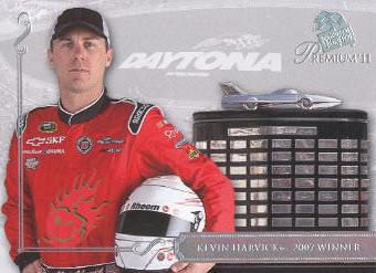 2011 Press Pass Premium #51 Kevin Harvick D500 front image