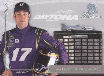 2011 Press Pass Premium #52 Matt Kenseth D500