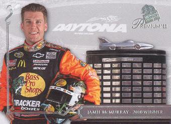 2011 Press Pass Premium #53 Jamie McMurray D500