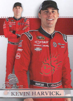 2011 Press Pass Premium #63 Kevin Harvick SU front image