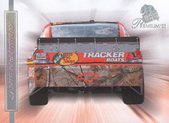 2011 Press Pass Premium #69 Jamie McMurray's Car DP