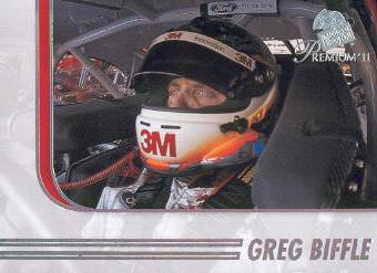 2011 Press Pass Premium #73 Greg Biffle PP