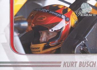 2011 Press Pass Premium #75 Kurt Busch PP