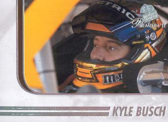2011 Press Pass Premium #76 Kyle Busch PP