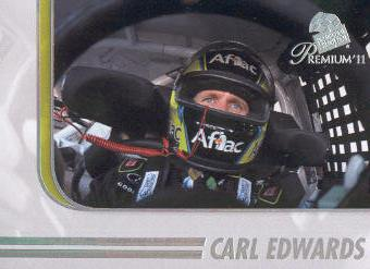 2011 Press Pass Premium #77 Carl Edwards PP front image
