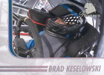 2011 Press Pass Premium #79 Brad Keselowski PP