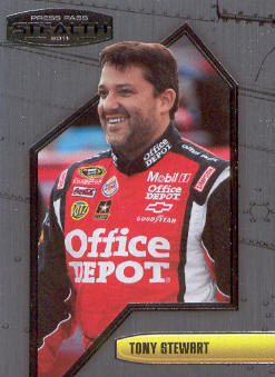 2011 Press Pass Stealth #10 Tony Stewart