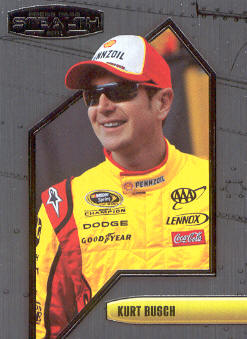 2011 Press Pass Stealth #22 Kurt Busch