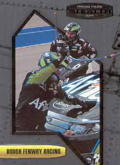 2011 Press Pass Stealth #27 Carl Edwards's Crew