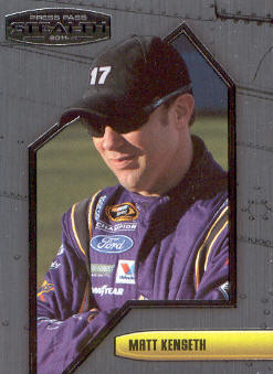 2011 Press Pass Stealth #44 Matt Kenseth