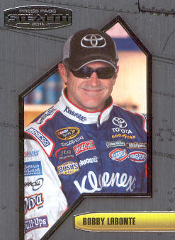 2011 Press Pass Stealth #46 Bobby Labonte