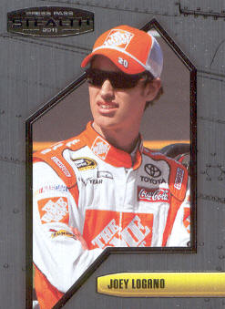 2011 Press Pass Stealth #47 Joey Logano
