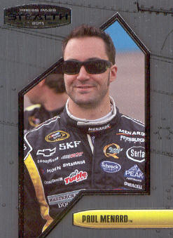 2011 Press Pass Stealth #49 Paul Menard