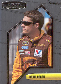 2011 Press Pass Stealth #51 David Ragan