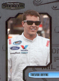 2011 Press Pass Stealth #57 Trevor Bayne NNS