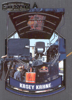 2011 Press Pass Stealth #74 Kasey Kahne's Pit Box CC