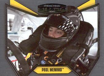 2011 Press Pass Stealth #78 Paul Menard C