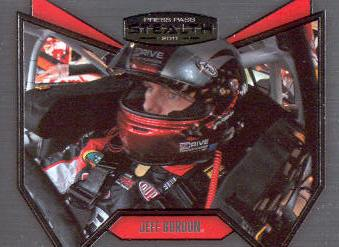 2011 Press Pass Stealth #83 Jeff Gordon C