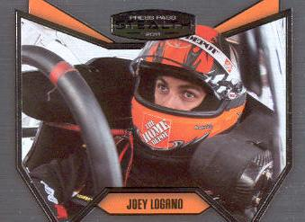 2011 Press Pass Stealth #84 Joey Logano C