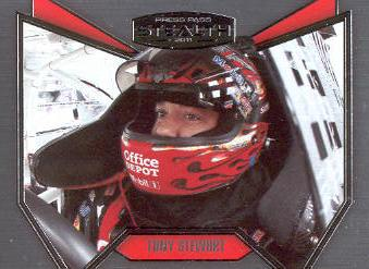 2011 Press Pass Stealth #86 Tony Stewart C