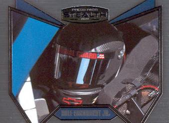 2011 Press Pass Stealth #87 Dale Earnhardt Jr. C
