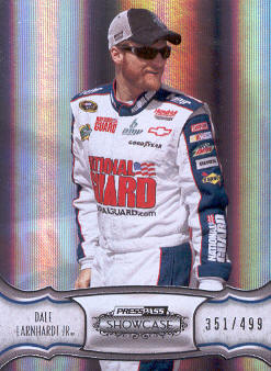 2011 Press Pass Showcase #1 Dale Earnhardt Jr