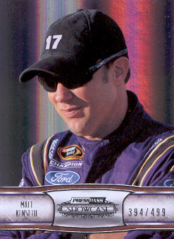 2011 Press Pass Showcase #40 Matt Kenseth EE