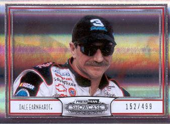2011 Press Pass Showcase #51 Dale Earnhardt M front image