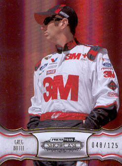 2011 Press Pass Showcase Gold #11 Greg Biffle