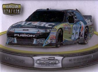 2011 Press Pass Showcase Showroom #SR4 Carl Edwards