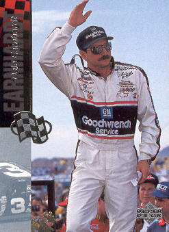 1996 Upper Deck Road To The Cup #301 Dale Earnhardt front image